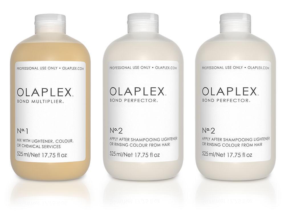 OLAPLEXでダメージレス